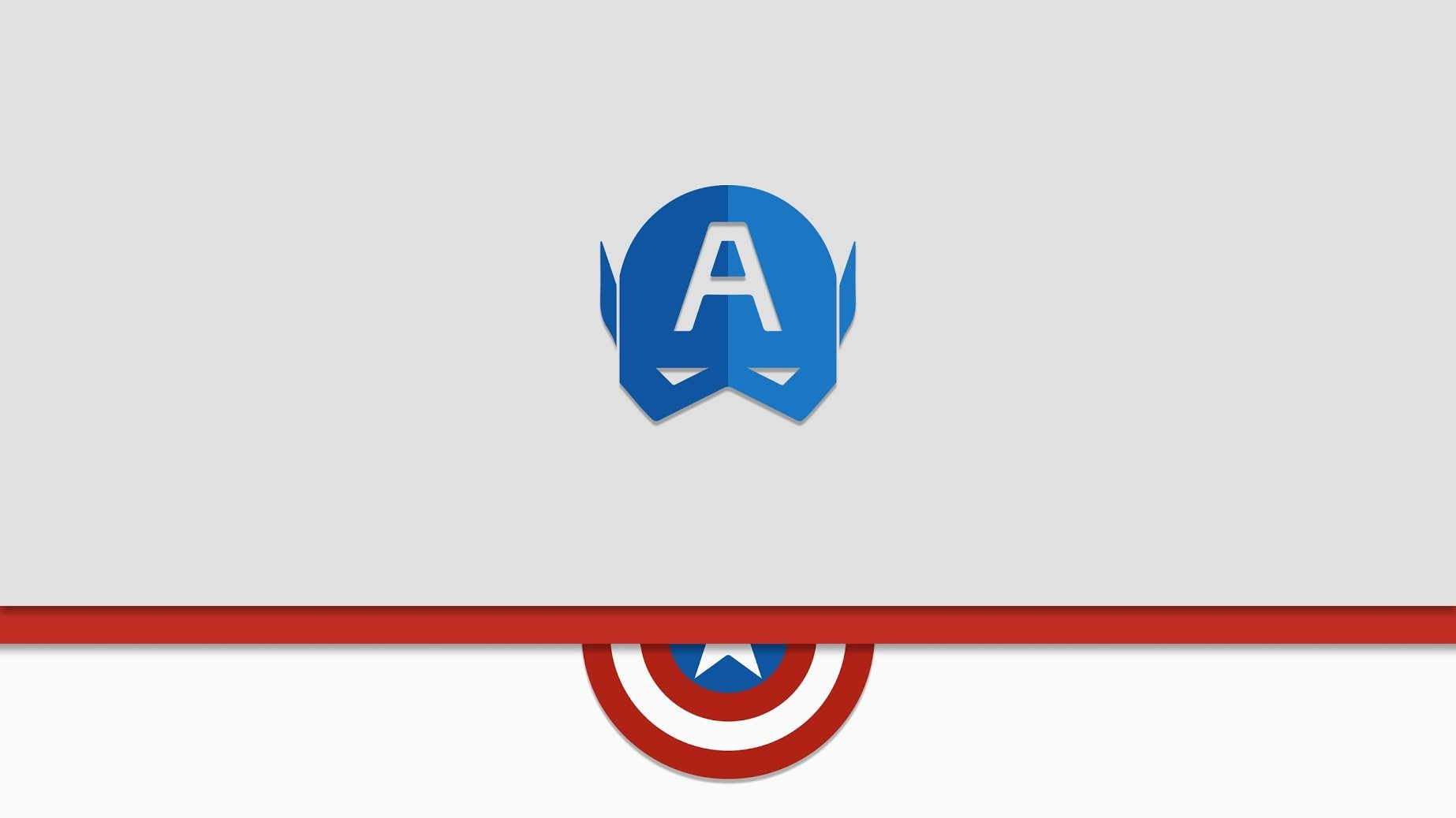 4k captain america wallpaper wallpapersafari for Material design wallpaper 4k