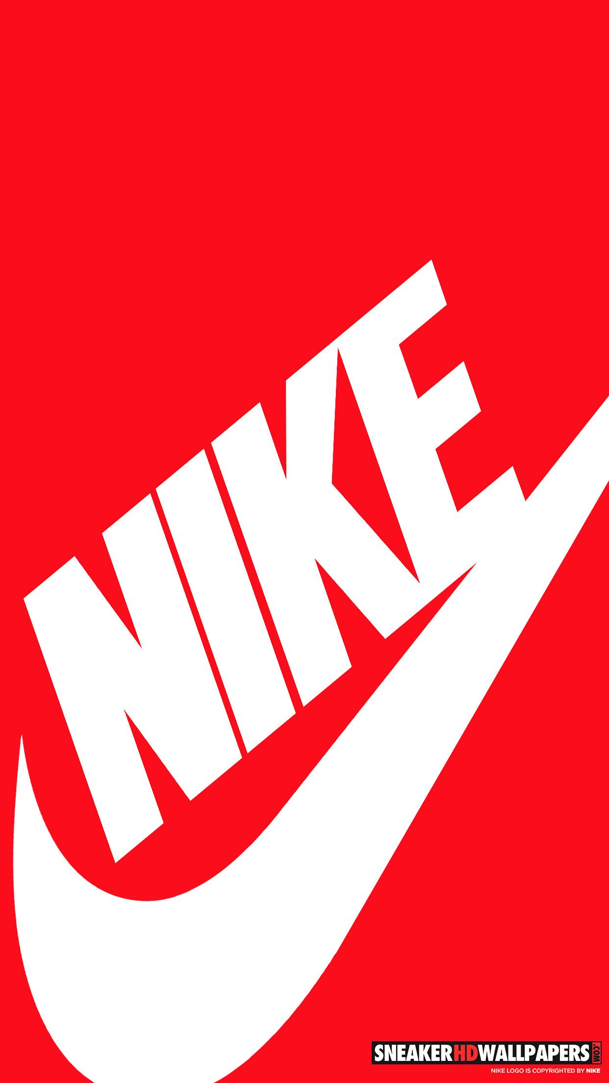Empuje oficina postal seguramente  Free download Nike Wallpaper Iphone 5 Iphone 6 wallp [1242x2208 ...
