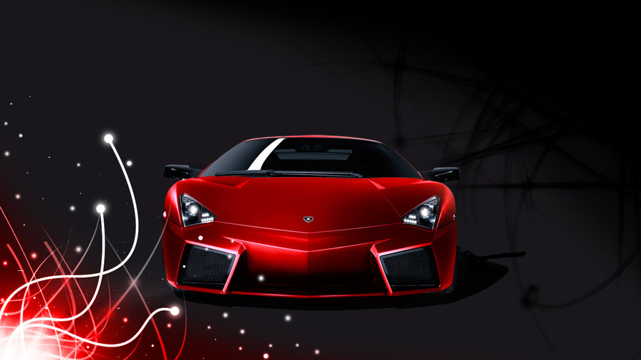 Red Lamborghini Wallpaper by RicoRazer93 900x506