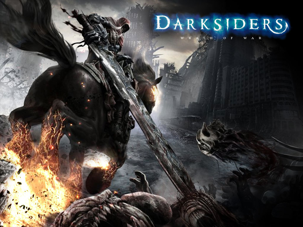 Darksiders   Darksiders Wallpaper 14389605 1024x768