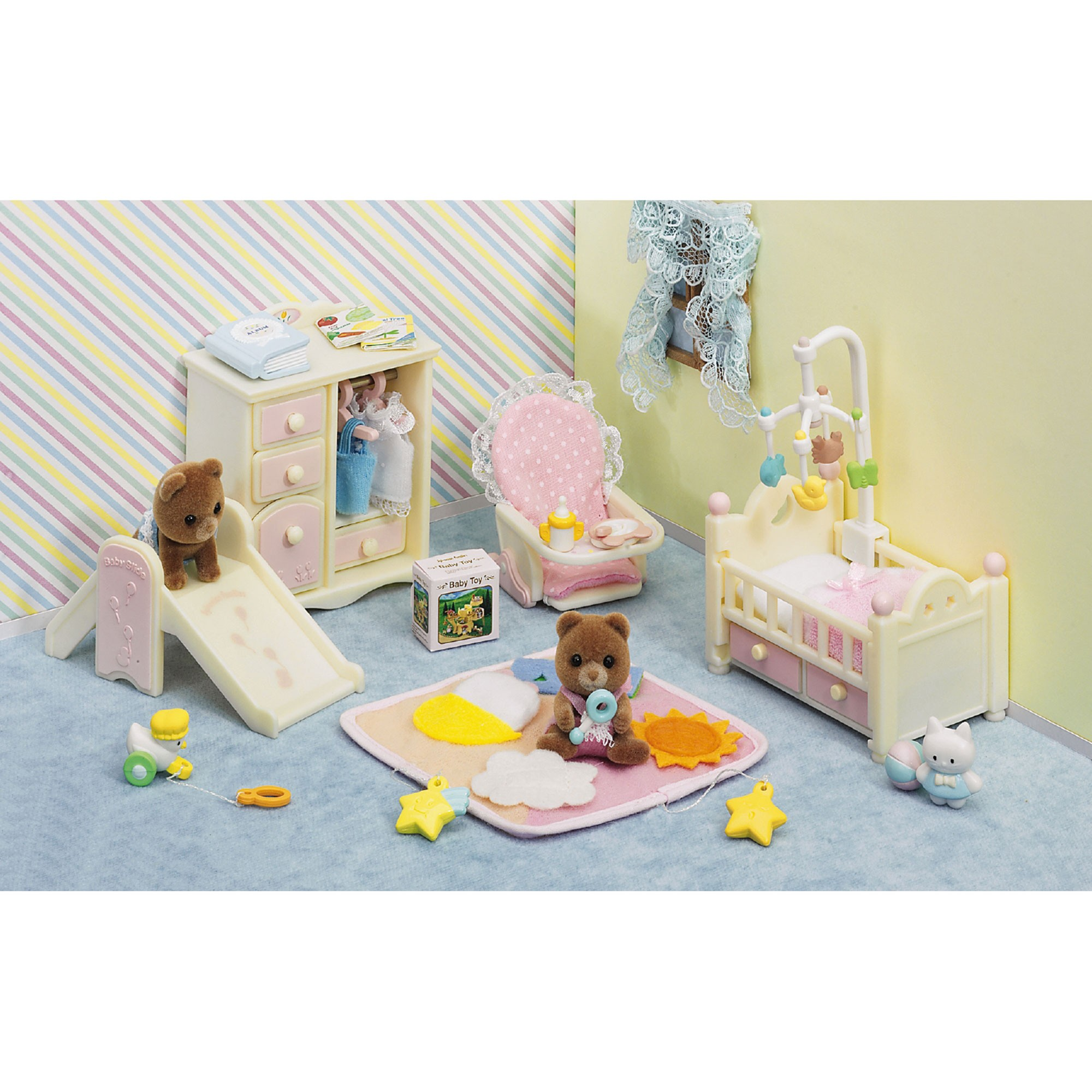 Calico Critters Babys Nursery Set 2000x2000
