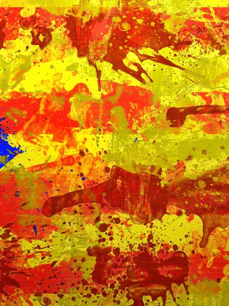 768x1024 Catalan Flag Ipad wallpaper 768x1024