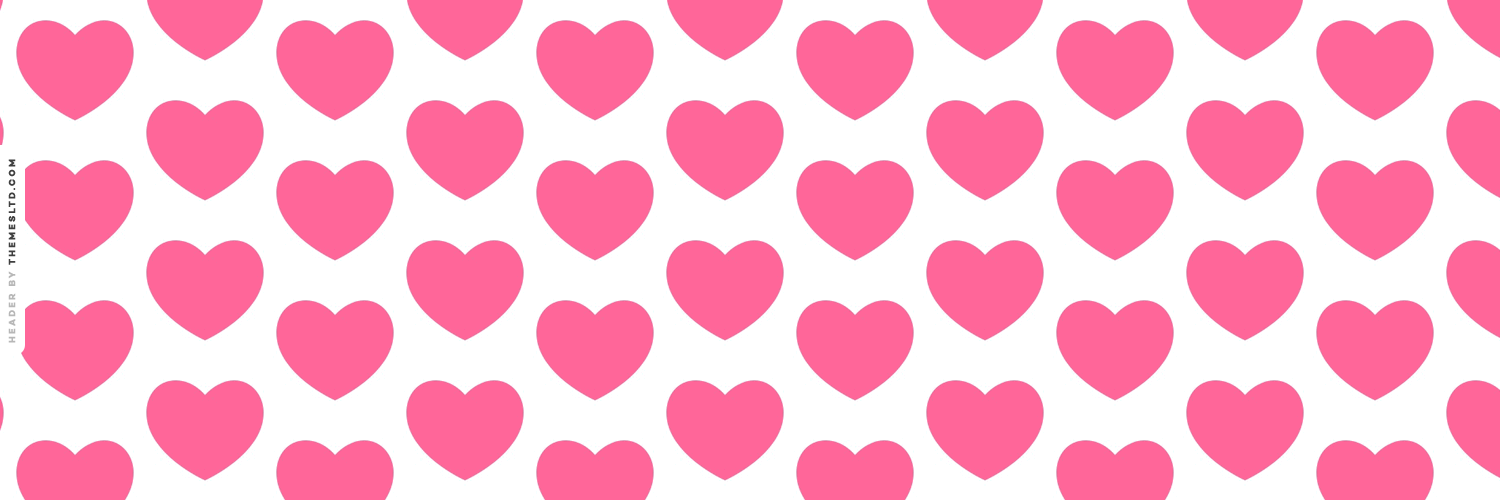 We Heart It Hearts Askfm Background   Love Wallpapers 1500x500