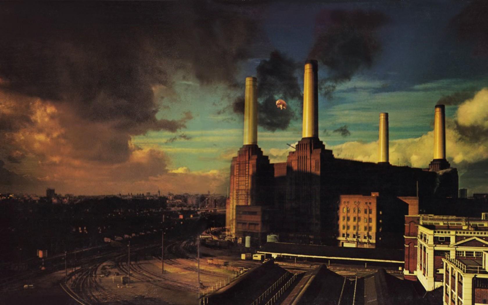 ScreenHeaven Pink Floyd Pink Floyd Animals desktop and 1680x1050