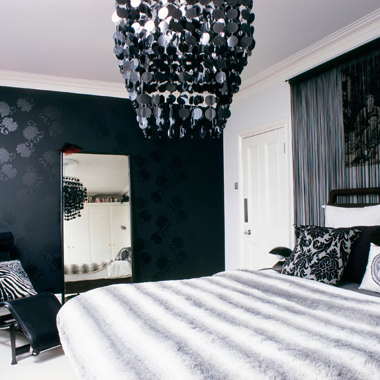 black bedroom wallpaper - wallpapersafari