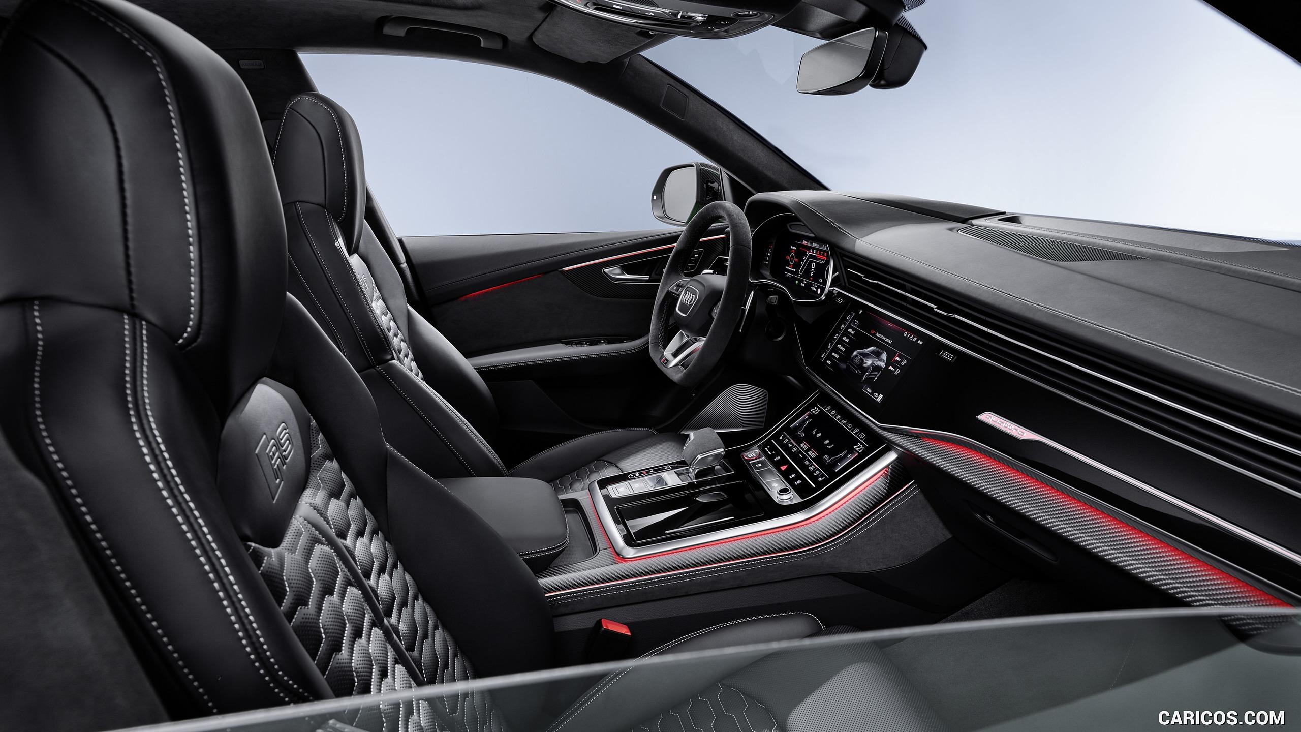 2020 Audi RS Q8   Detail HD Wallpaper 12 2560x1440