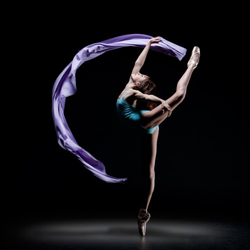 ballet for iPad Wallpaper 500x500