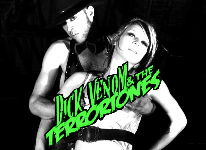 Venom Band Logo Dick venom the terrortones 800x583