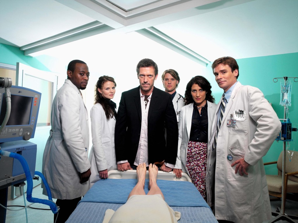 House MD HD Wallpaper   Wallpaper Hd 3D 1024x768