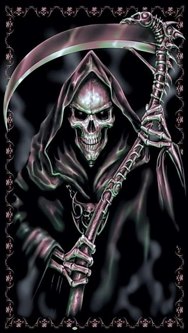 [73+] Free Grim Reaper Wallpapers on WallpaperSafari