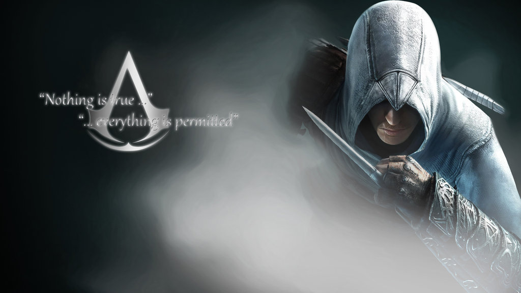 Altair Wallpaper by WhaiSomeone on deviantART 1024x576