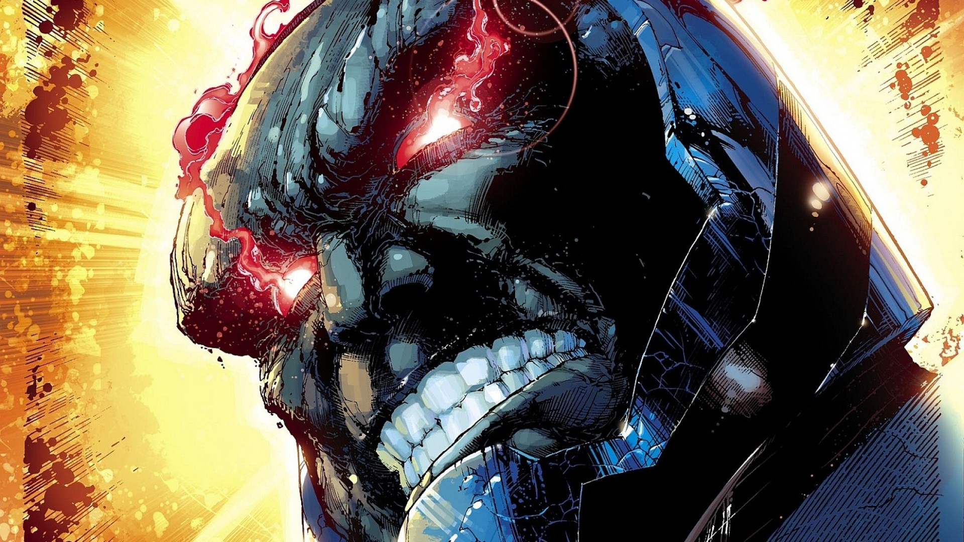 Darkseid Wallpaper 1920x1080