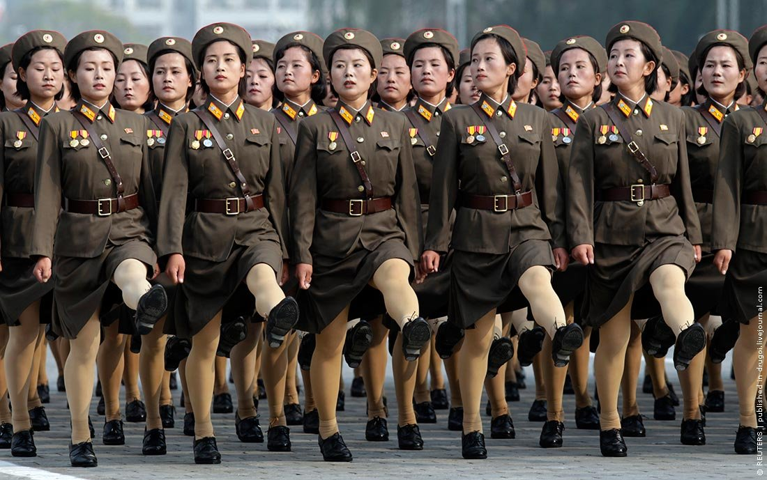 North Korean Military Parade Wallpaper Download cool HD 1100x689