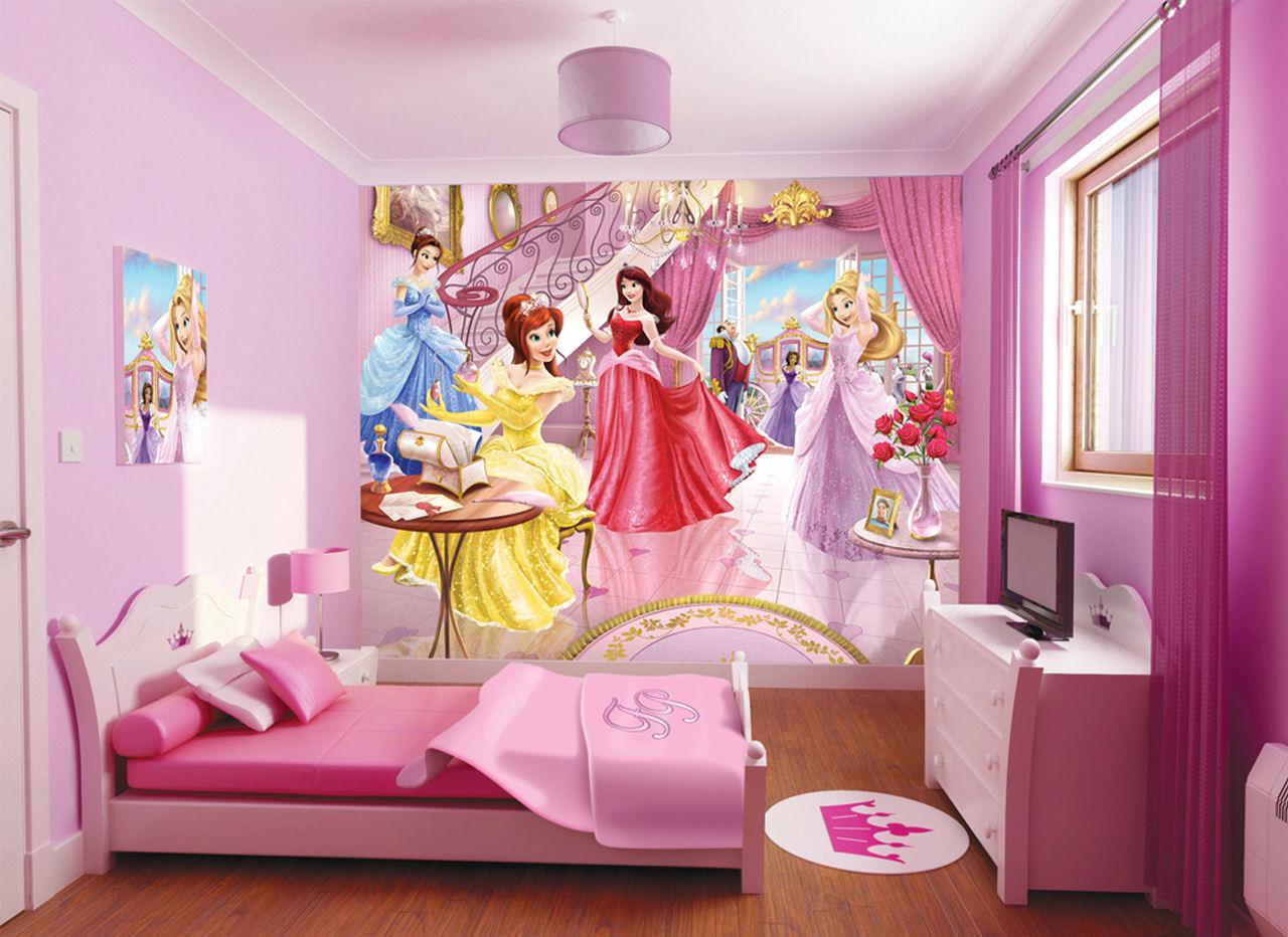 princess wallpaper for kids room disney princess wallpaper comes 1280x932