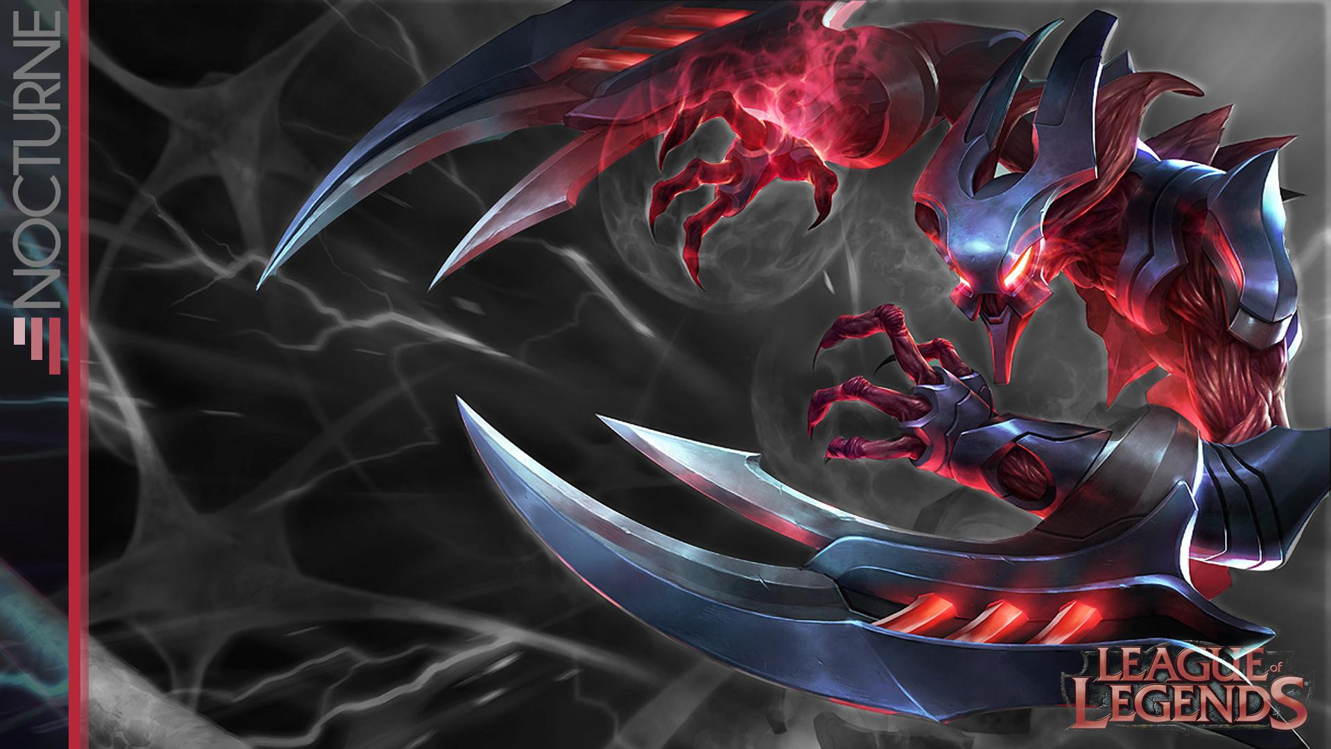 League of Legends Nocturne Wallpaper - WallpaperSafari