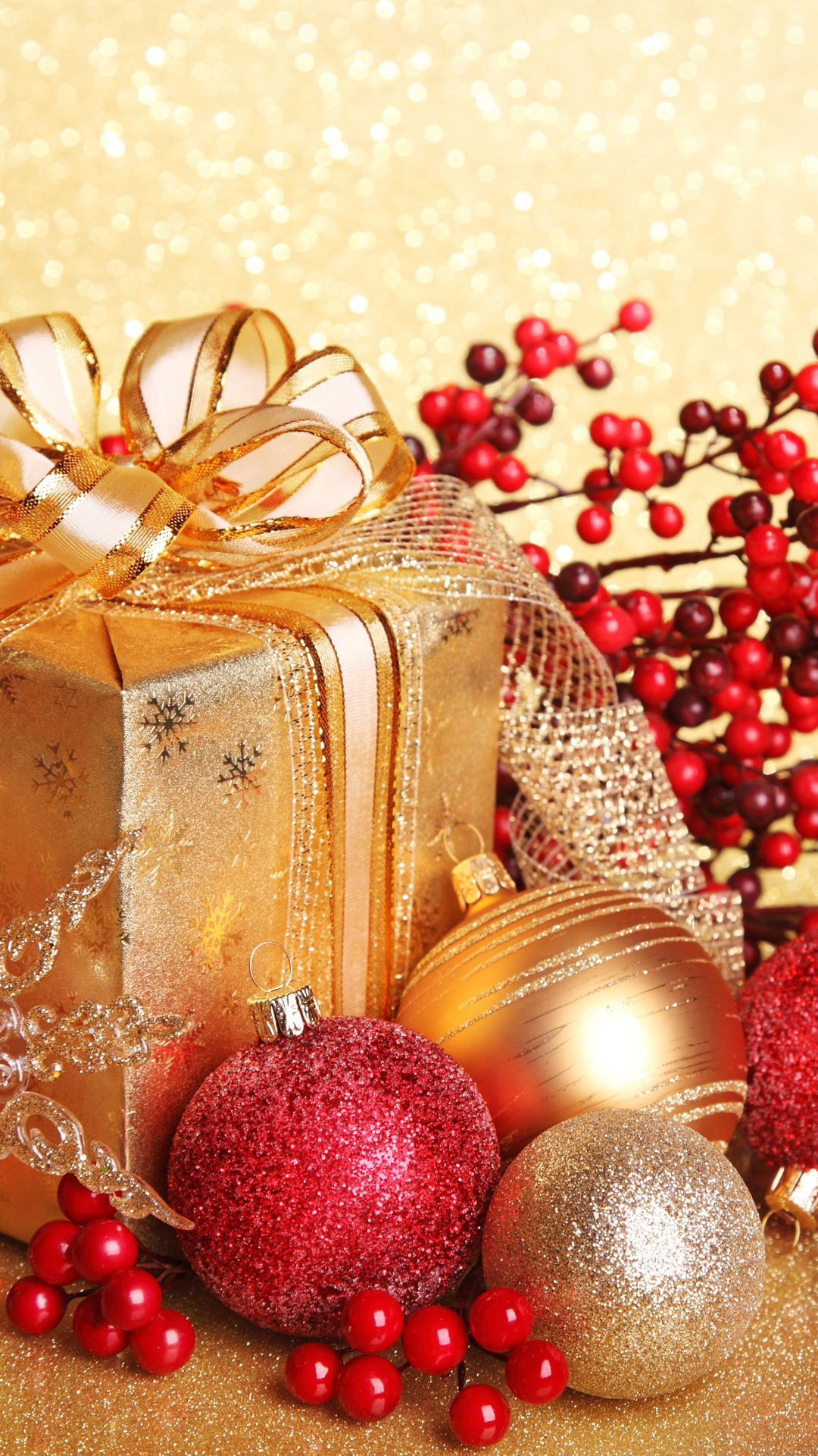 Christmas presents htc one wallpaper   Best htc one wallpapers 1080x1920