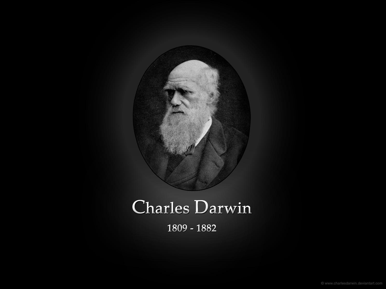 Charles Darwin Wallpaper V2 by CharlesDarwin 1600x1200