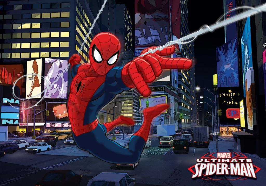 Details about Wallpaper Mural SPIDERMAN Marvel Photo Wallpaper Kids 1024x718
