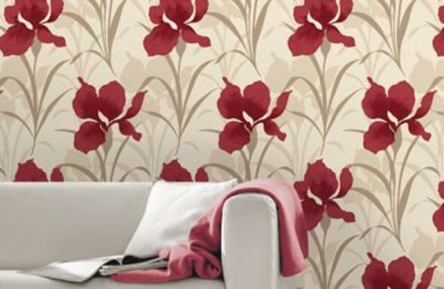 30 Large Print Wallpapers Designs   Channel4   4Homes 500x325