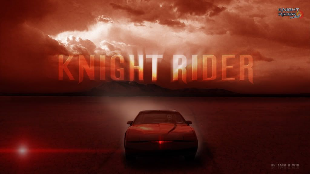 Knight Rider Wallpapers 1024x576