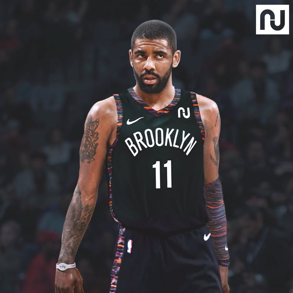 Kyrie Irving Brooklyn Nets Wallpapers   Kyrie Irving Brooklyn Nets 1024x1024