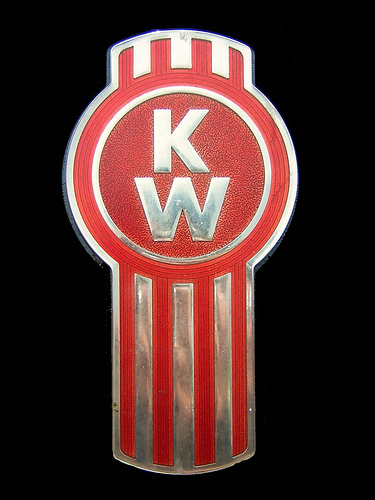 Kenworth Logo Car Interior Design 375x500