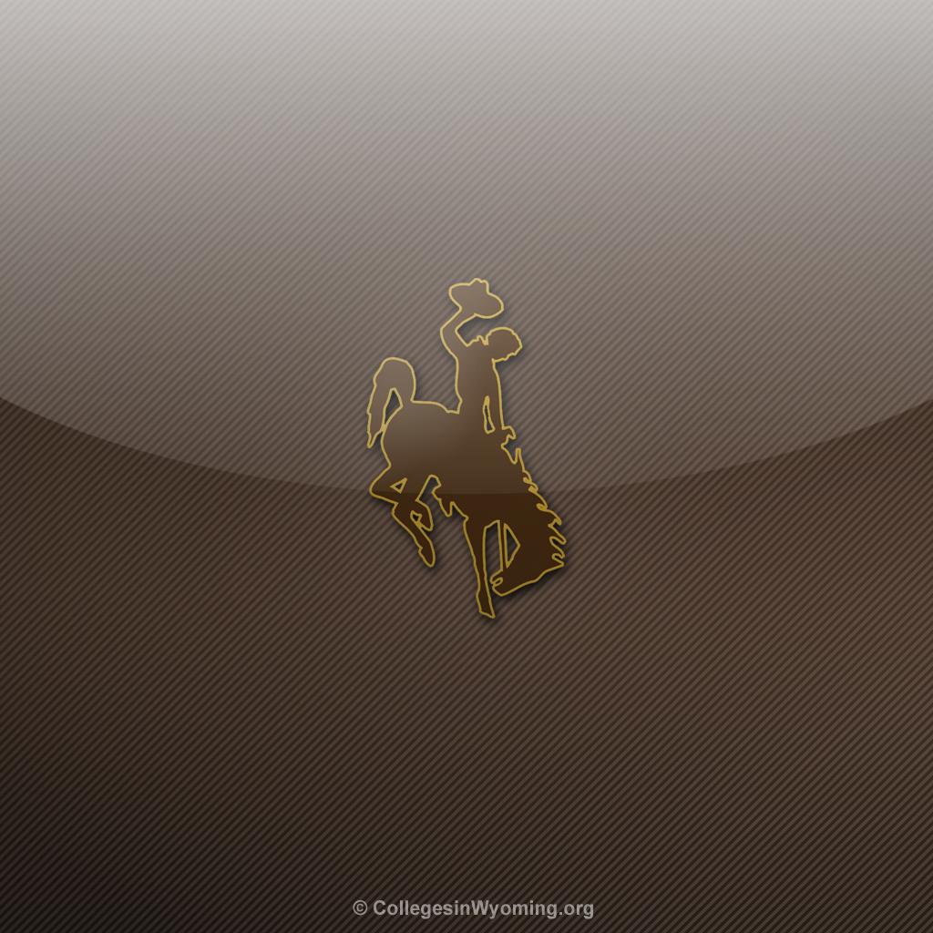 thumbs wyoming cowboys ipad wallpaper 2 University of Wyoming Cowboys 1024x1024
