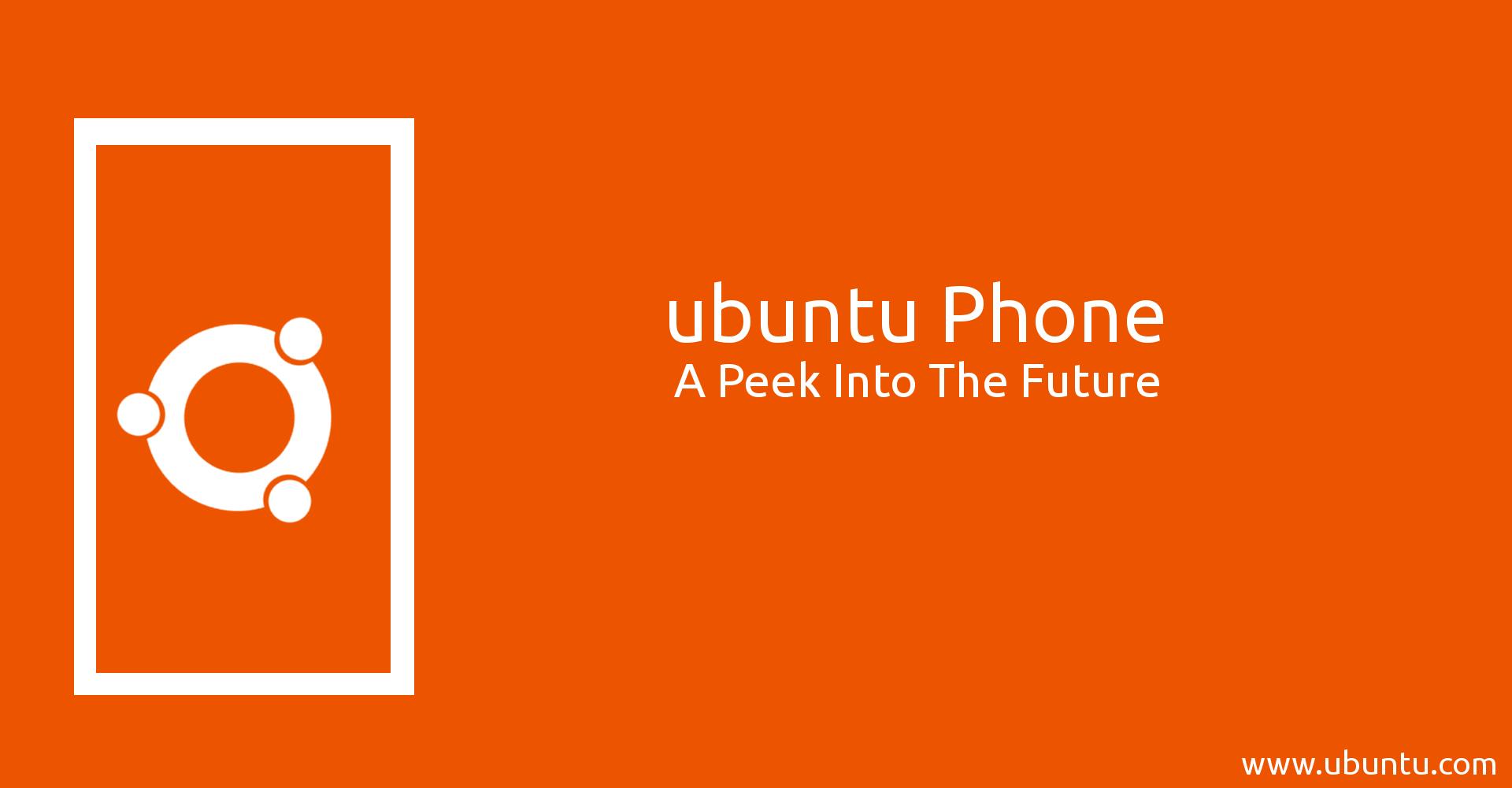 Ubuntu On Phone 14 Desktop Wallpaper Wallpaper 1920x1000