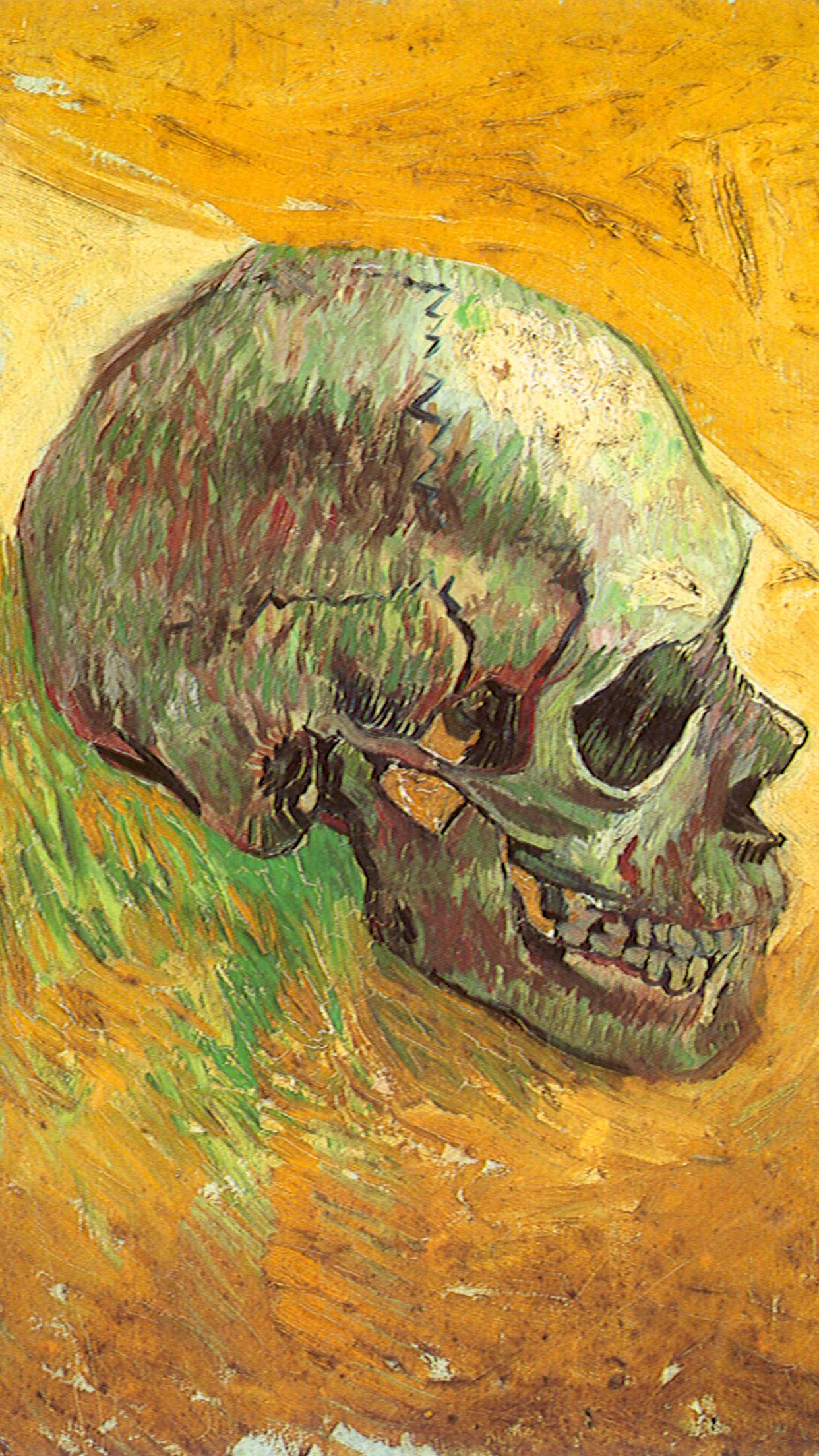 47+] Van Gogh Wallpaper for iPhone on