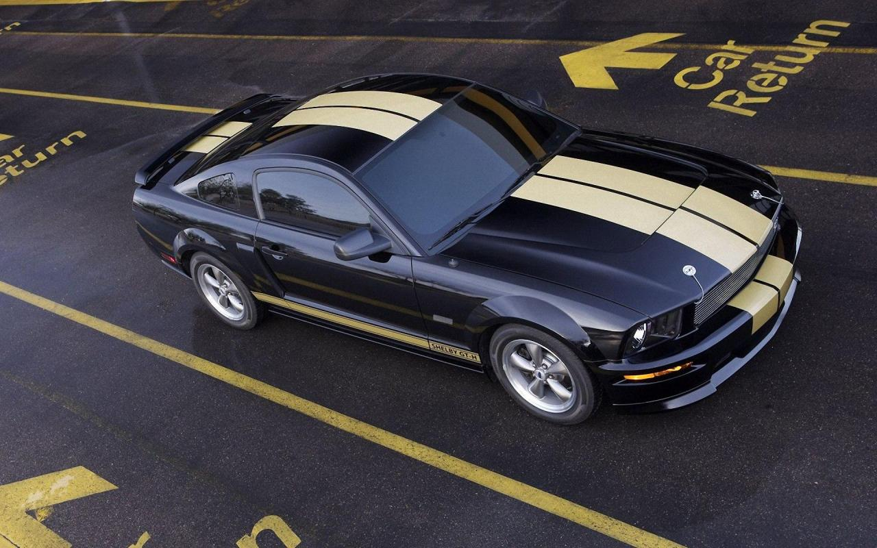 Mustang Shelby GT 1280x800 WallpapersFord Mustang 1280x800 Wallpapers 1280x800