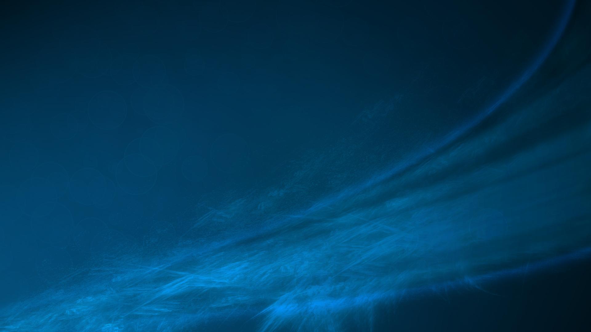 Blue Desktop Wallpaper by NIHILUSDESIGNS 1920x1080