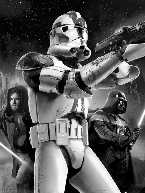 Download Star Wars Battlefront 2 Screensaver For Amazon Kindle 3 600x800