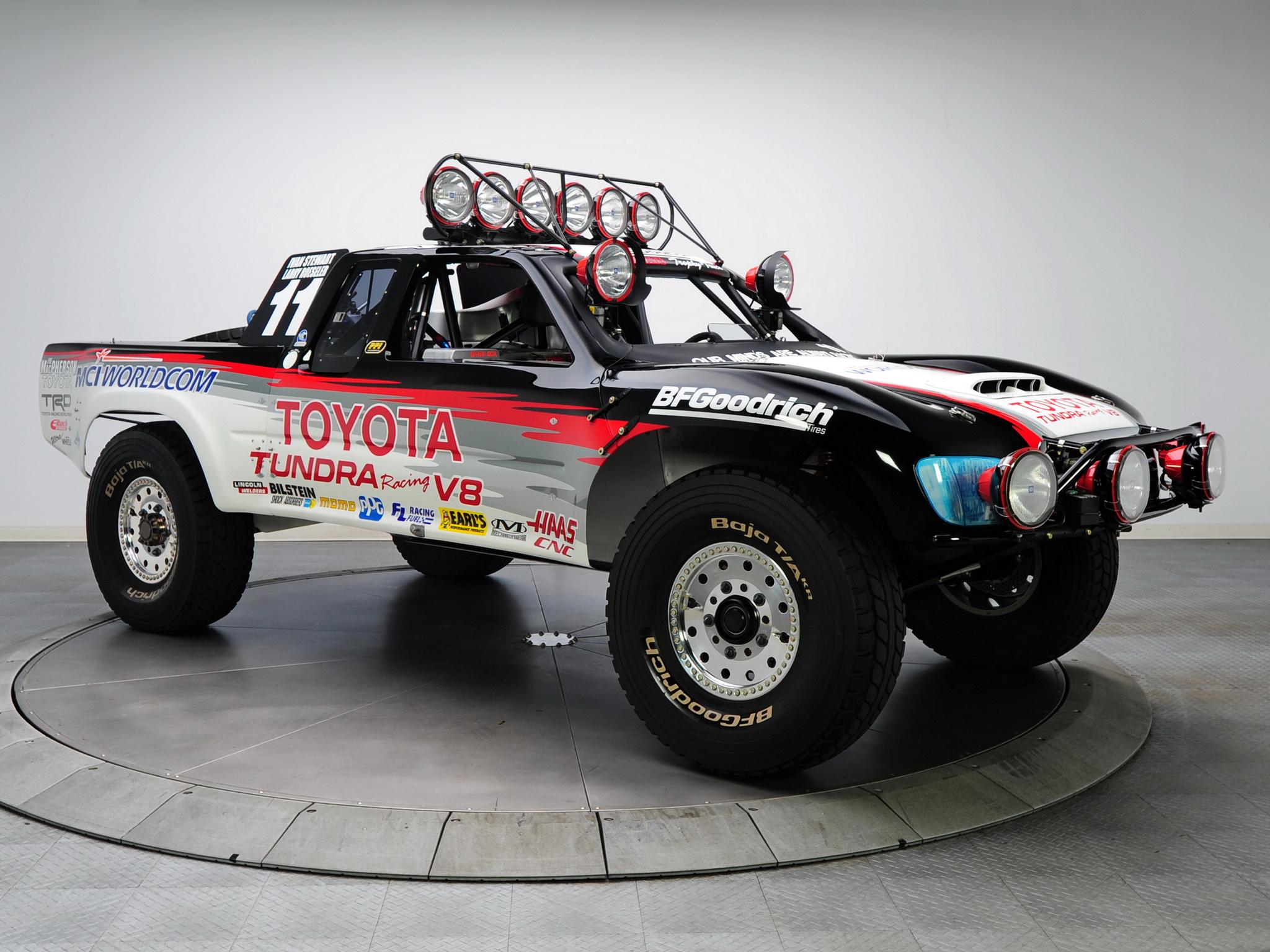 1994 PPI Toyota Trophy Truck race racing offroad pickup wallpaper 2048x1536