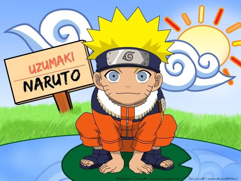 Chibi Naruto 800600 Wallpaper 633565 800x600