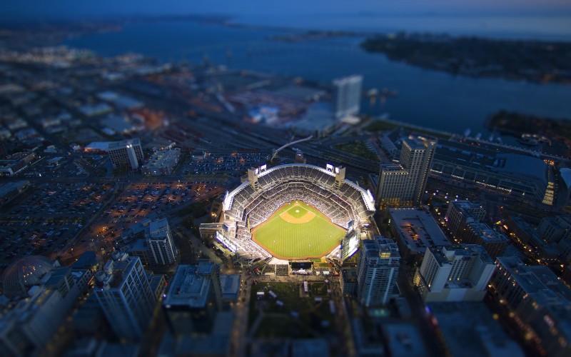 San Diego Padres ballpark Petco Park San Diego California Wallpaper 800x500