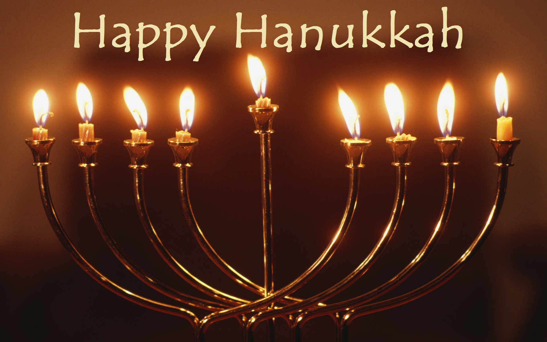 Happy Hanukkah 2014 background hd wallpaper background desktop 1920x1200