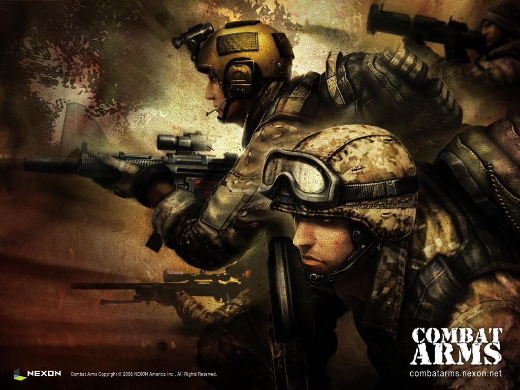Combat Arms Wallpapers   Games Wallpapers 1 1024x768