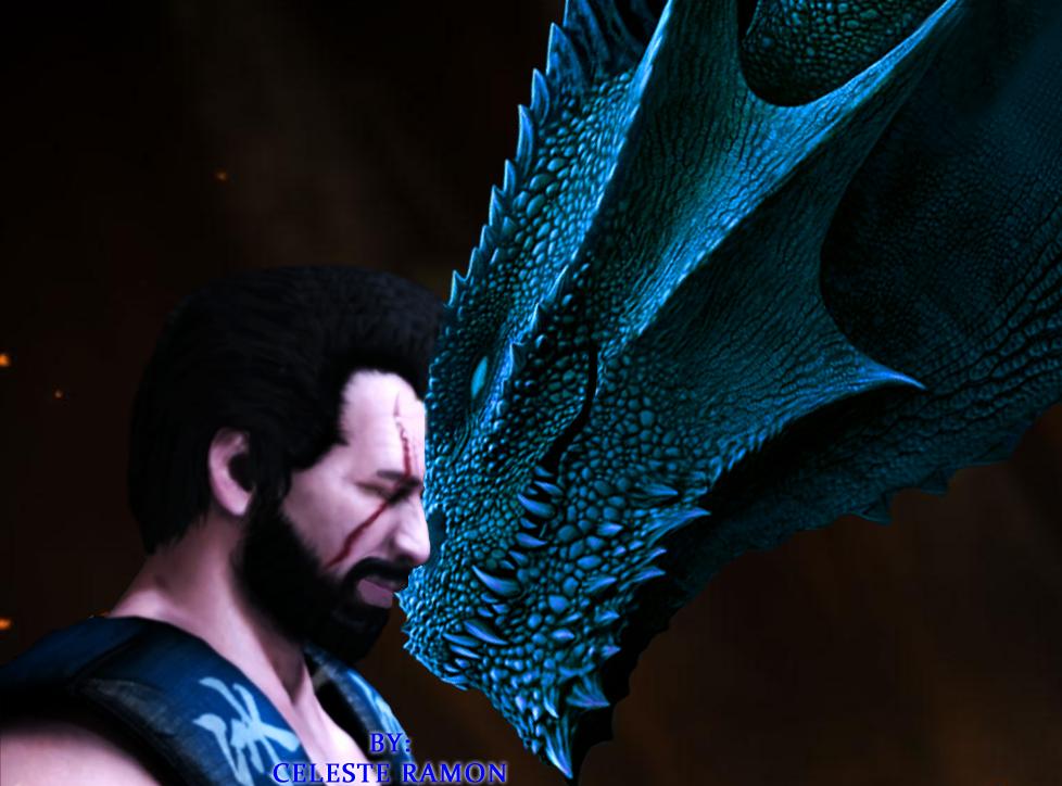 MKX Sub Zero My dragon by celtakerthebest 978x724