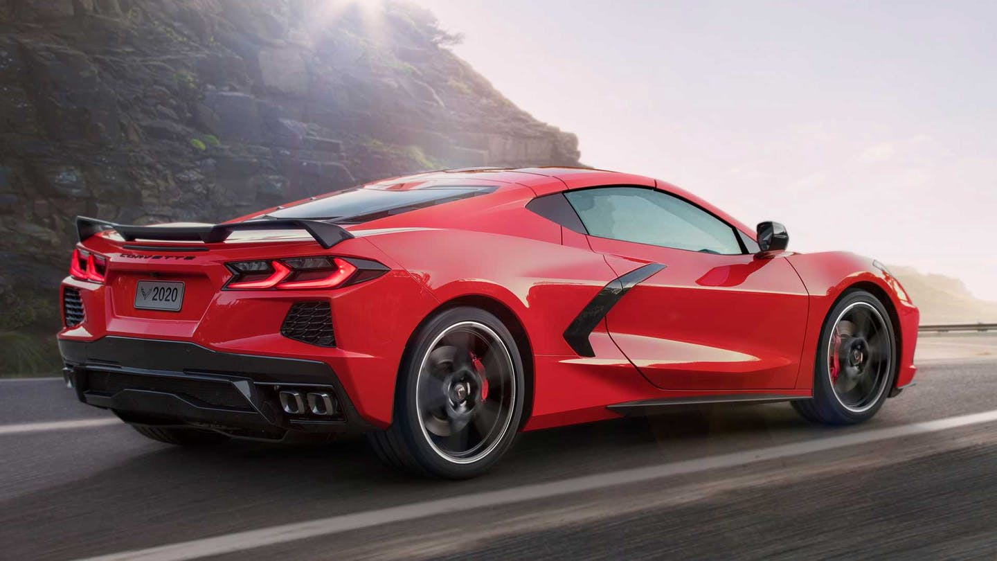 download 2020 Chevrolet Corvette C8 With Z51 Package Does 0 1440x810