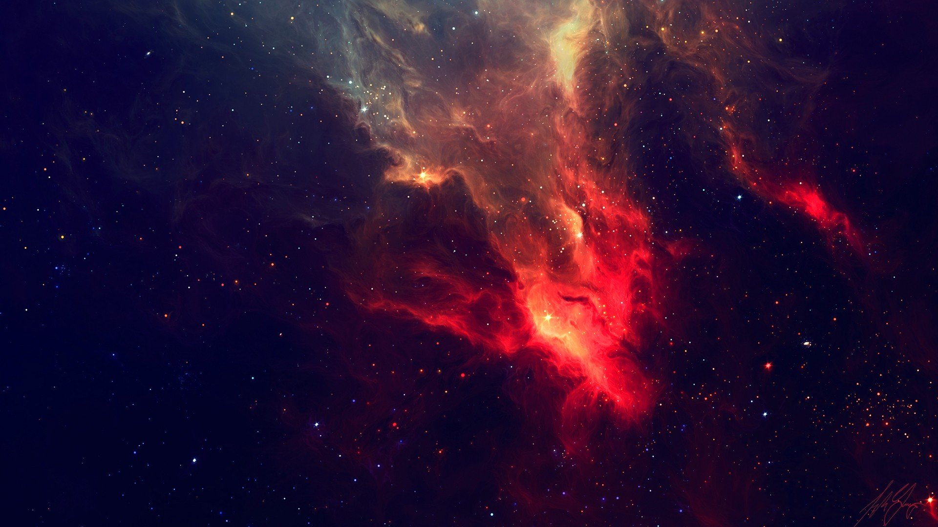35 HD Galaxy Wallpapers For Download 1920x1080