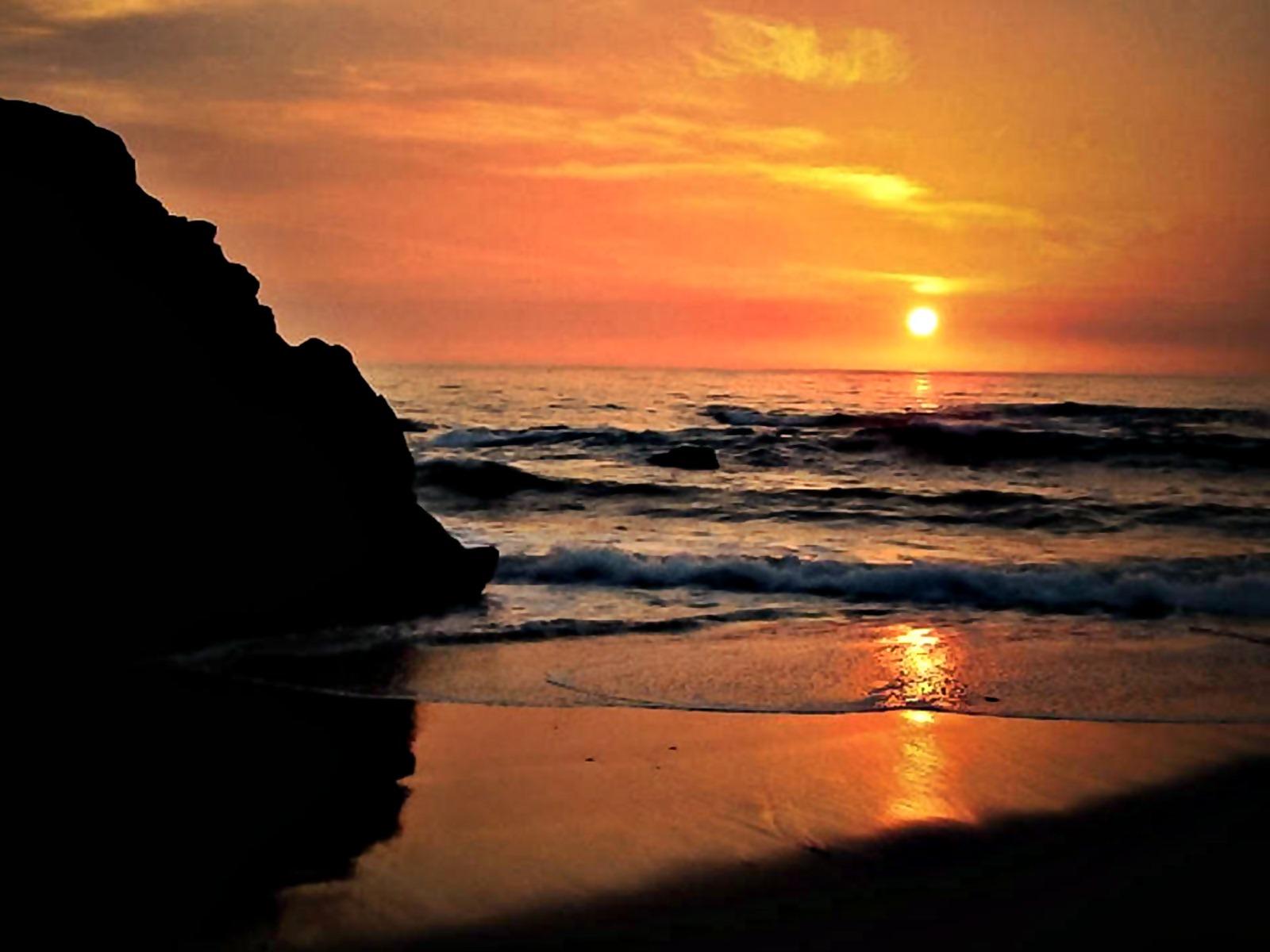 sunset wallpaper laguna beach california