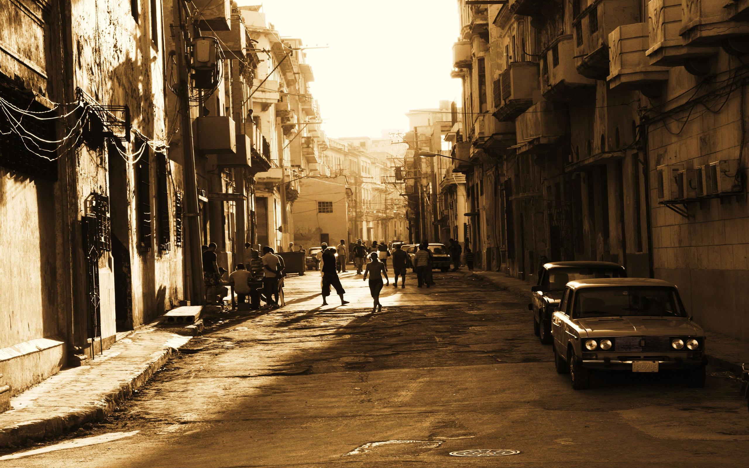 Cuba Wallpaper for Desktop 2560x1600