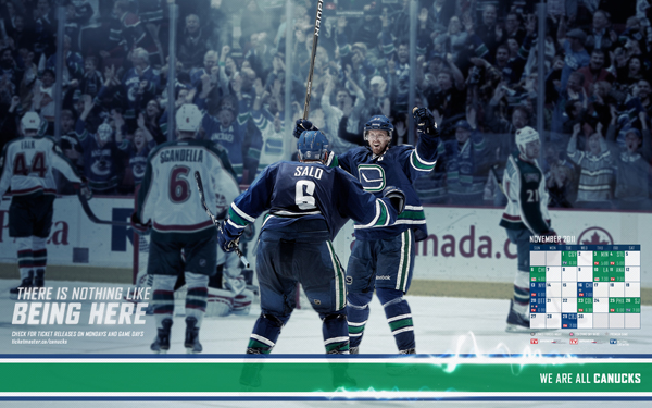 Vancouver Canucks Wallpapers The Portfolio Site of John Shigeta 600x375