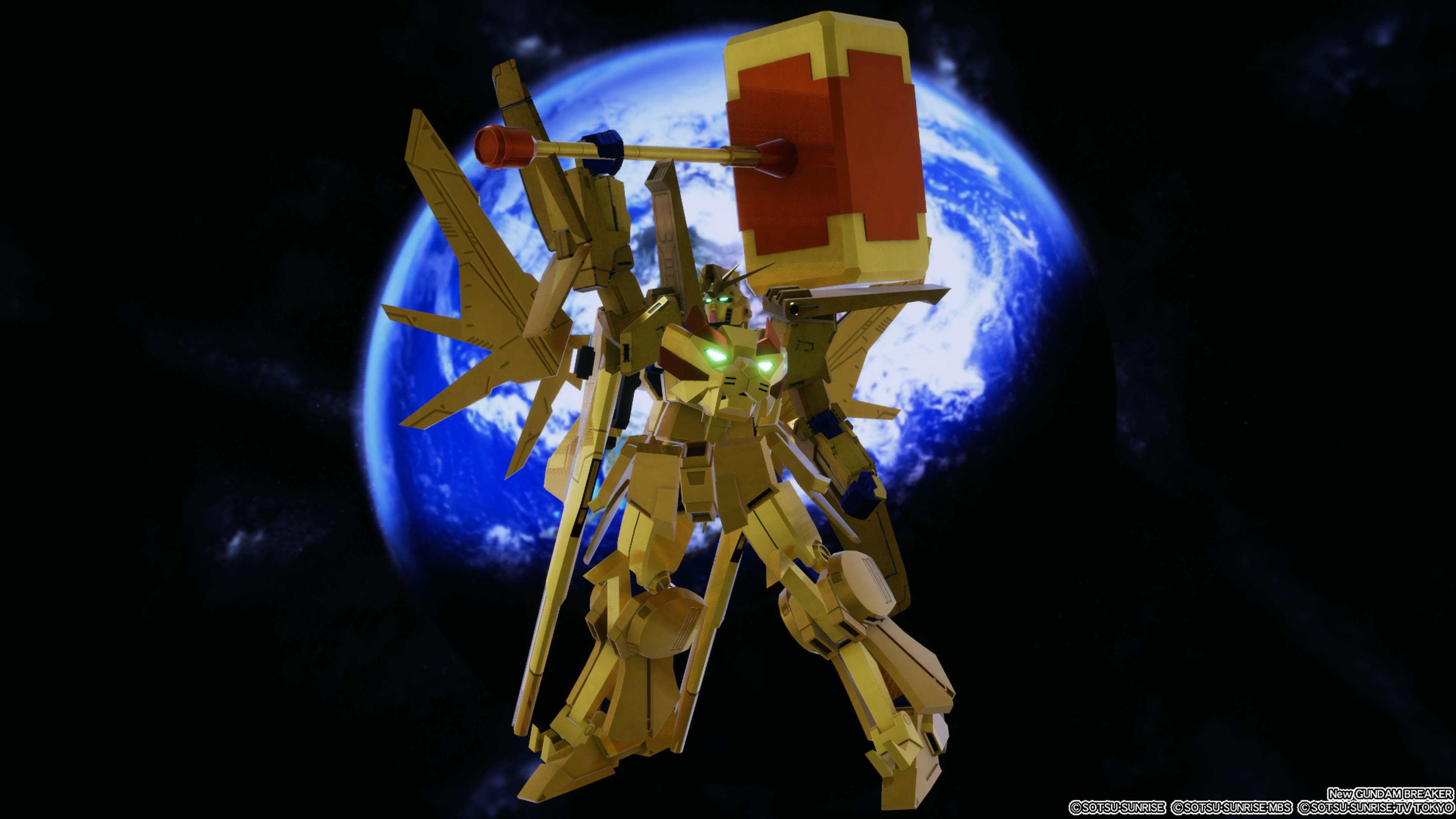 New Gundam Breaker King of Braves GAOGAIGAR   Album on Imgur 3840x2160