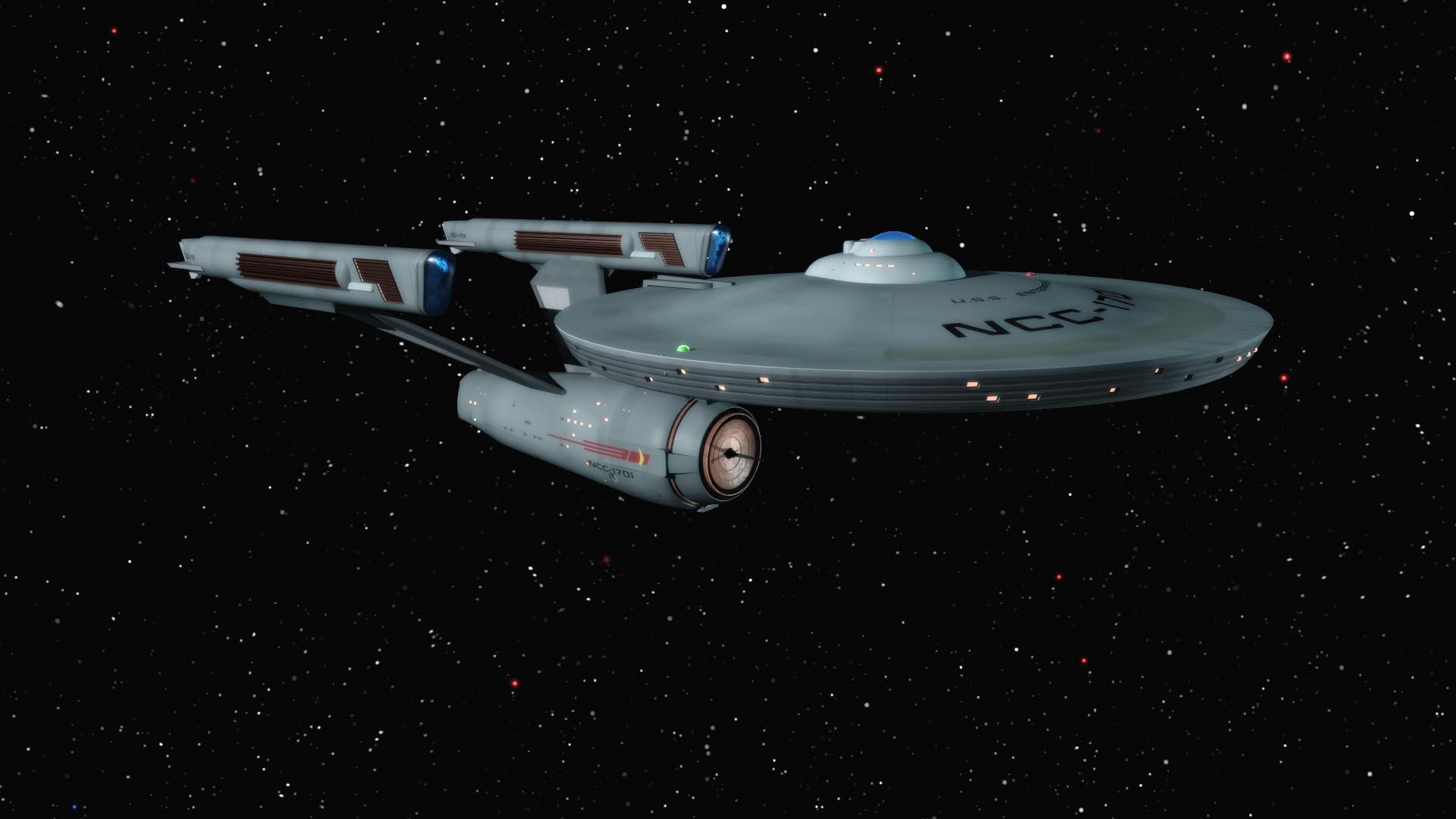 star trek uss enterprise 1080x1920 Wallpaper HDTV Desktop Wallpaper 1920x1080