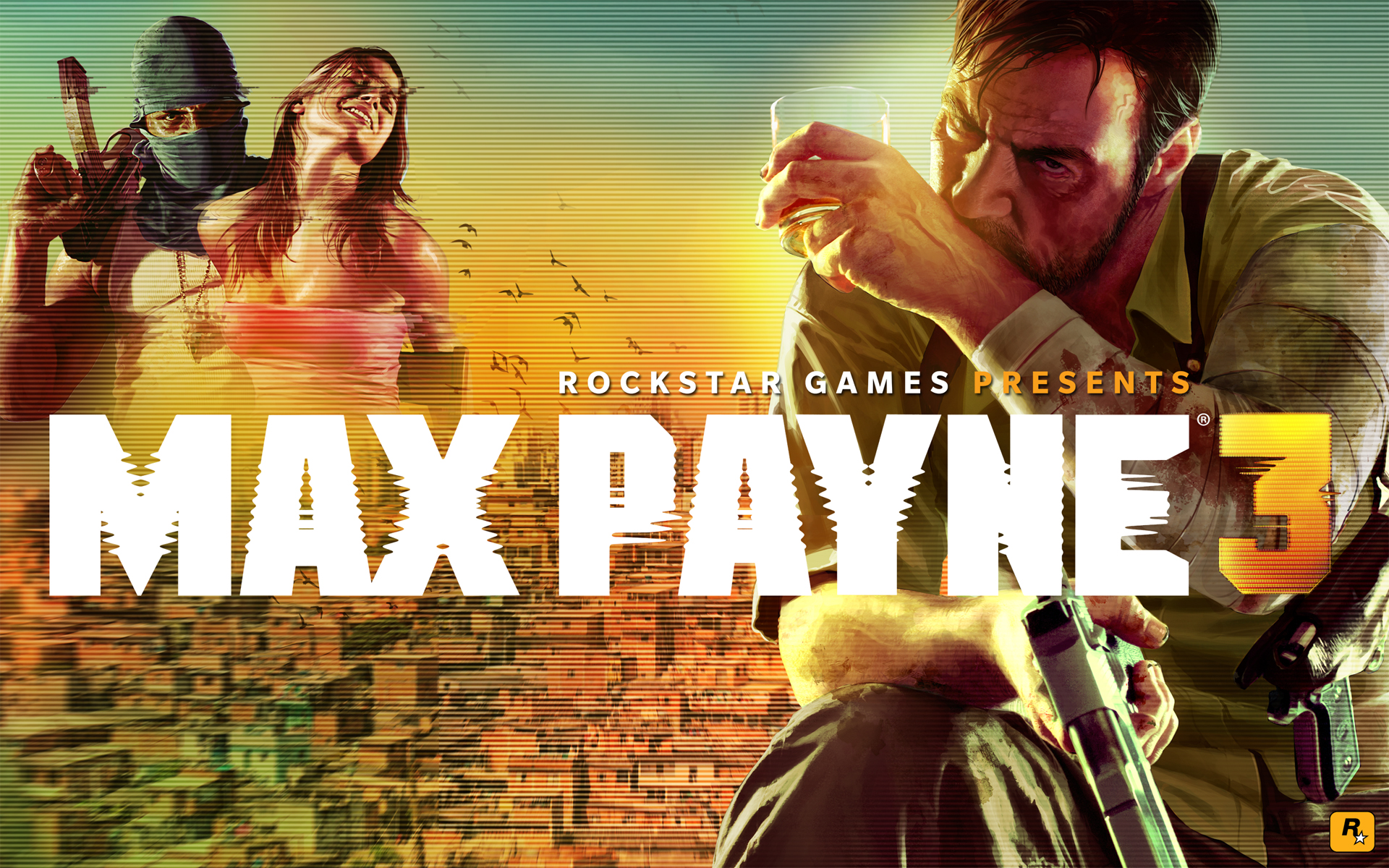 Max Payne 3 Download 1920x1200