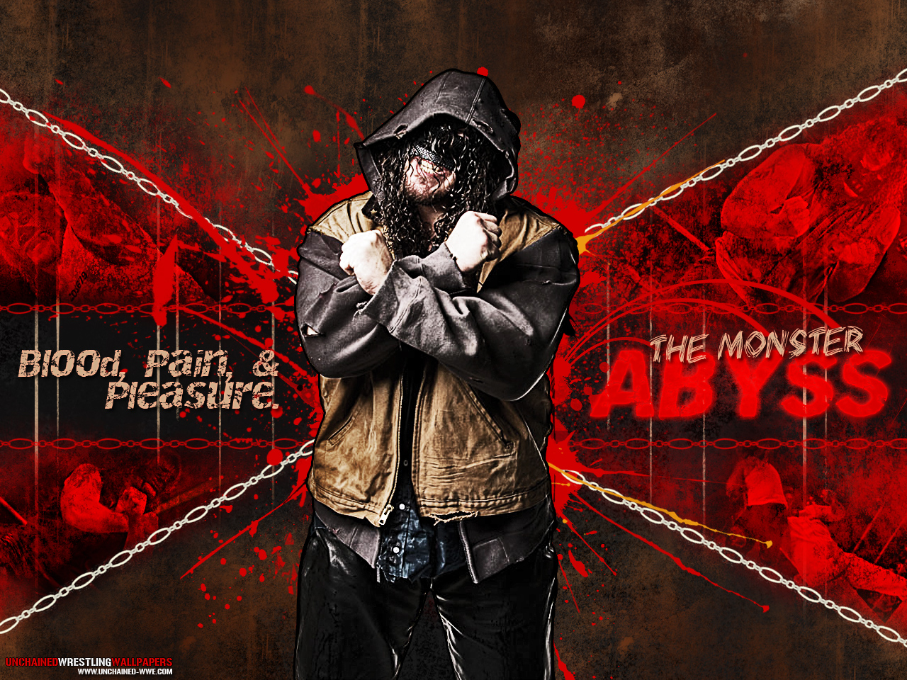 WWE WALLPAPERS TNA Abyss Pictures Images 1280x960