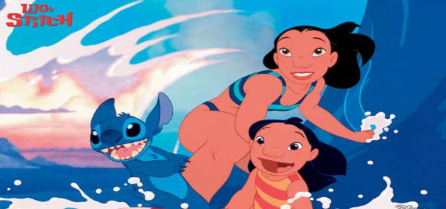 Lilo and Stitch Wallpapers 640x300