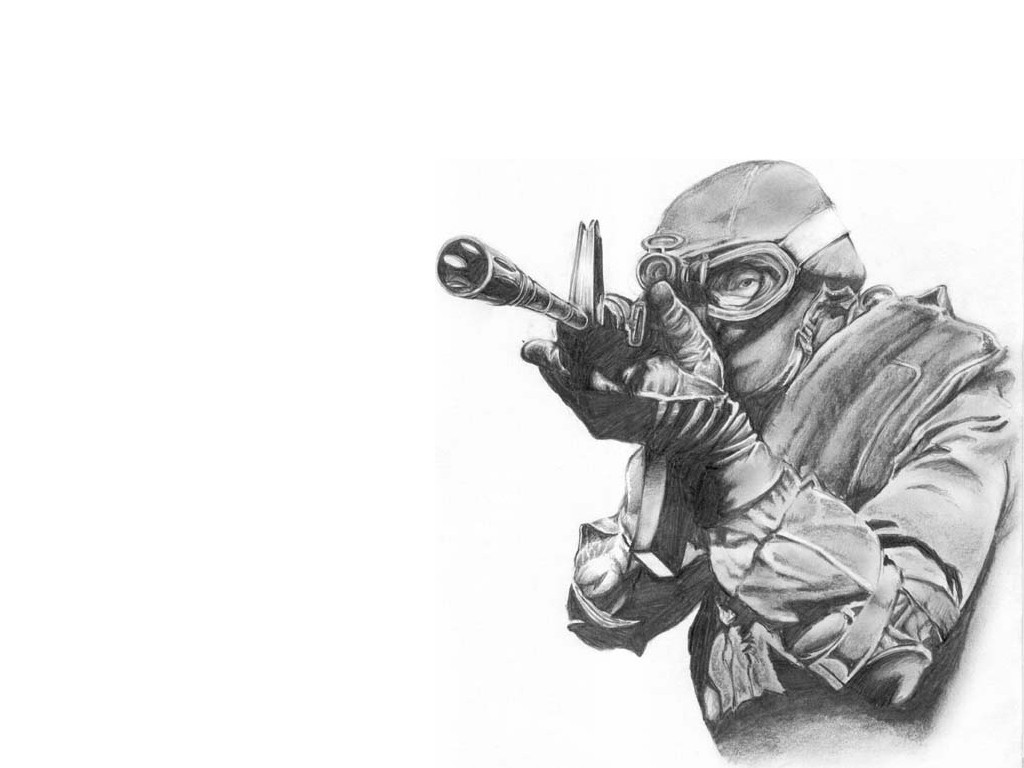SWAT   wallpapers for desktop and large images wallpaper game 1024x768