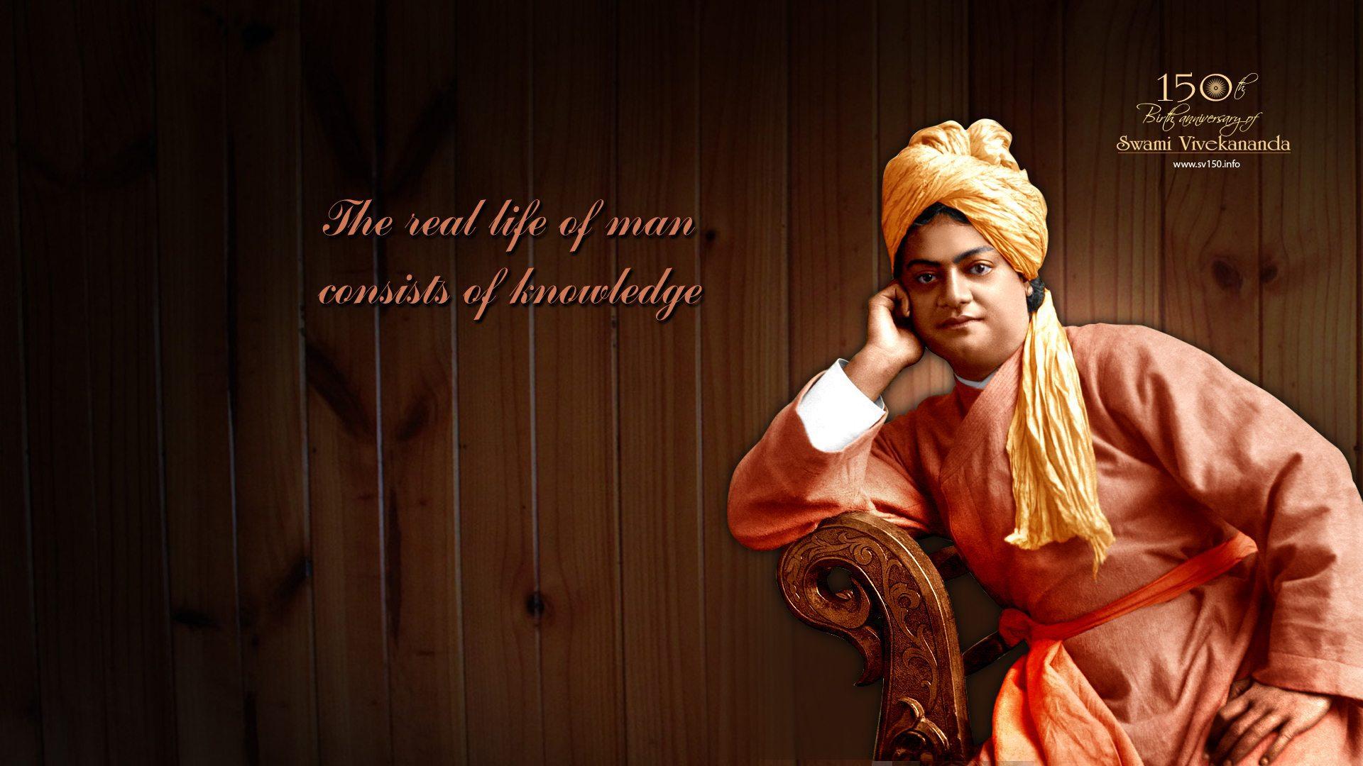 Swami Vivekananda Quotes HQ Wallpaper 12414   Baltana 1920x1080
